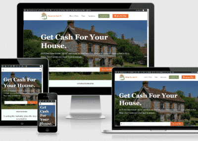 Homes for cash